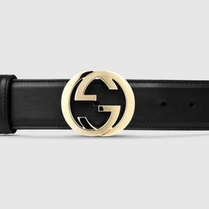 Gucci GG interlocking Belt Size 95